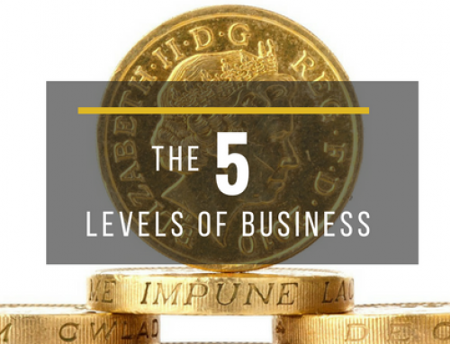 The 5 Levels of Business