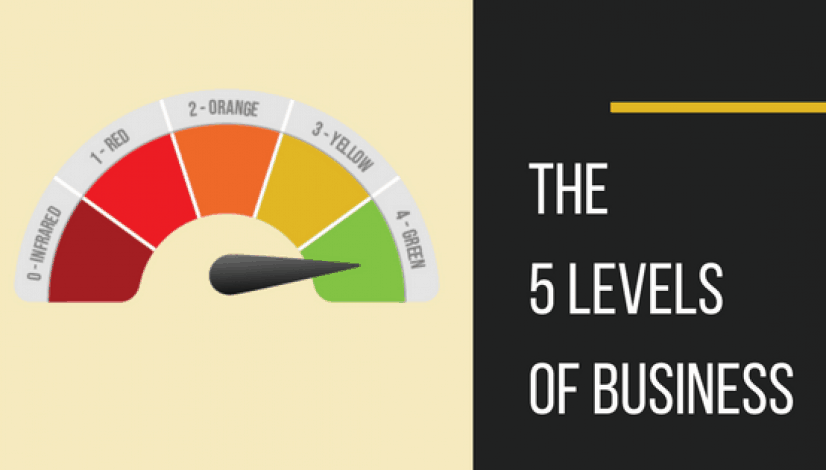 THE 5 levels of Business (3)