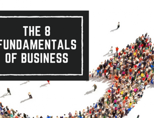 The 8 Fundamentals of Business