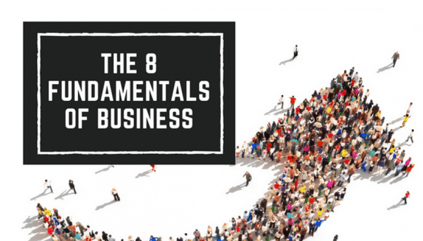 The 8 Fundamentals of Business Pinterest BLOG