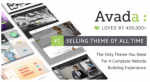 Avada website theme