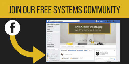 join our free systems community