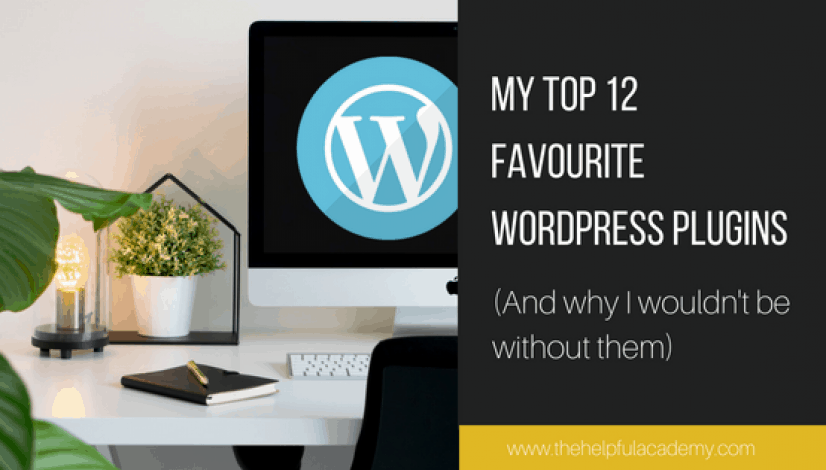 Top 12 Wordpress Plugins (2)