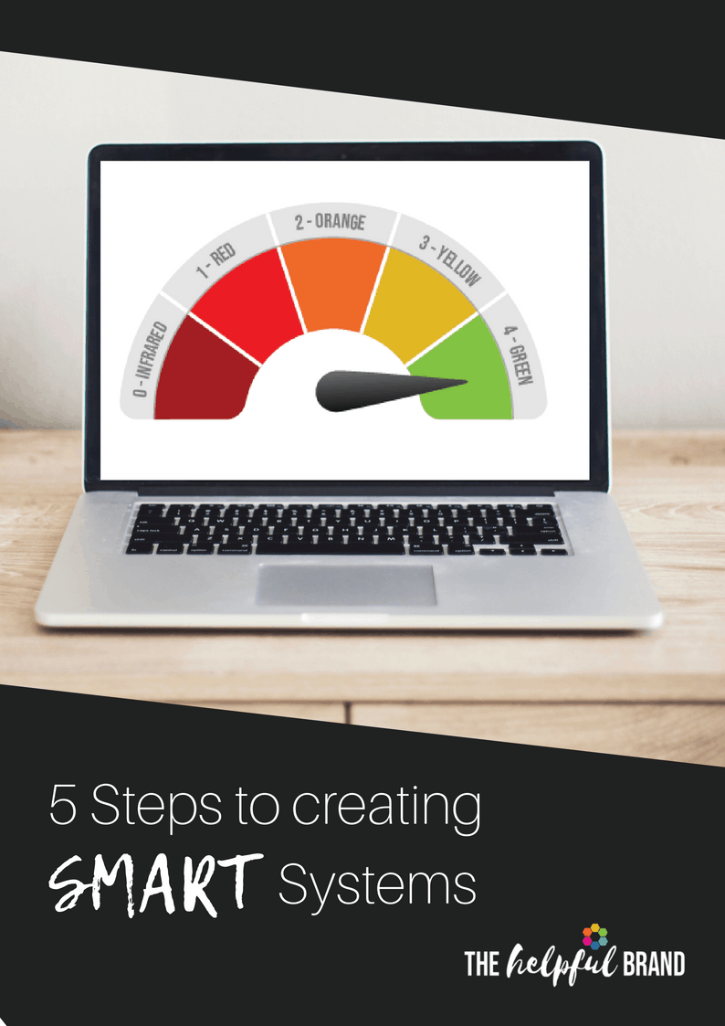 5 Steps to Creating SMART SYSTEMS Handout