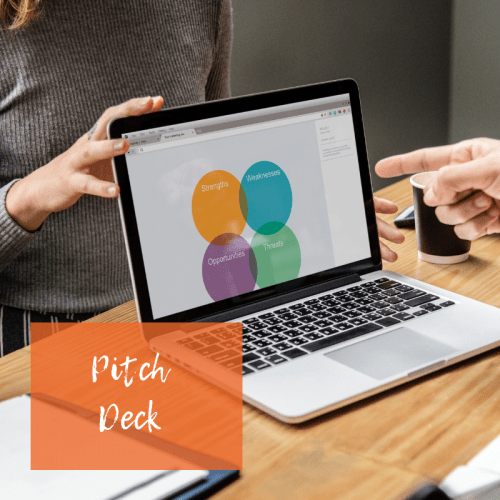 Pitch Deck | The Helpful Brand