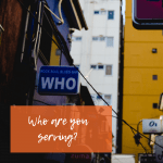 Who is your business plan serving? | The Helpful Academy