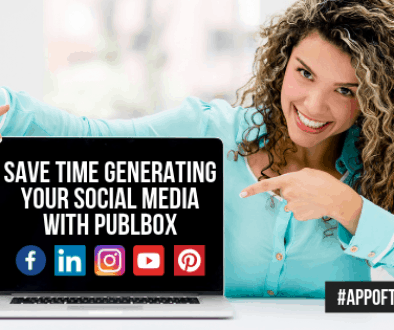 social media scheduling tool for entrepreneurs and influencers Save time generating your social media with Publbox