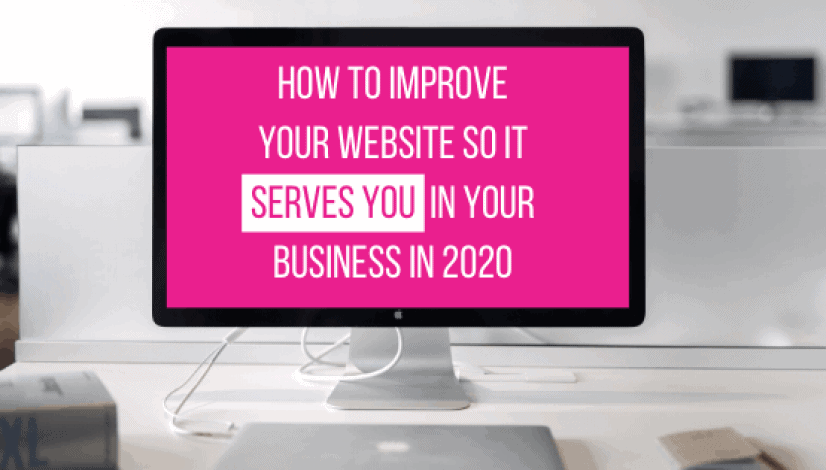 website improvement strategies