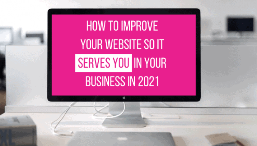 How to improve your website in 2021