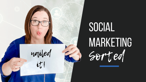Social Marketing Sorted - Course Image