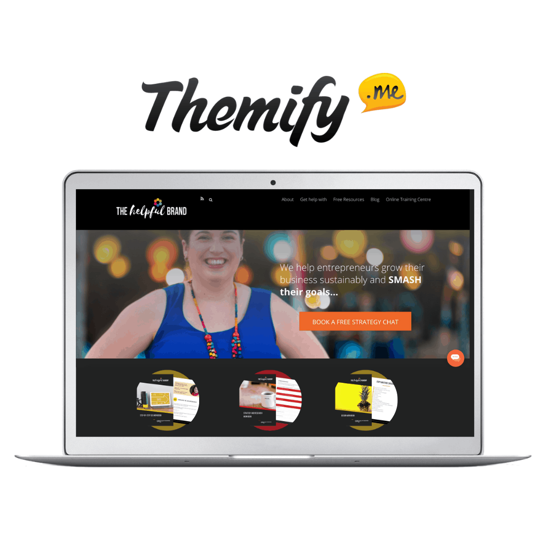 Themify Theme WP Website in a Week Course