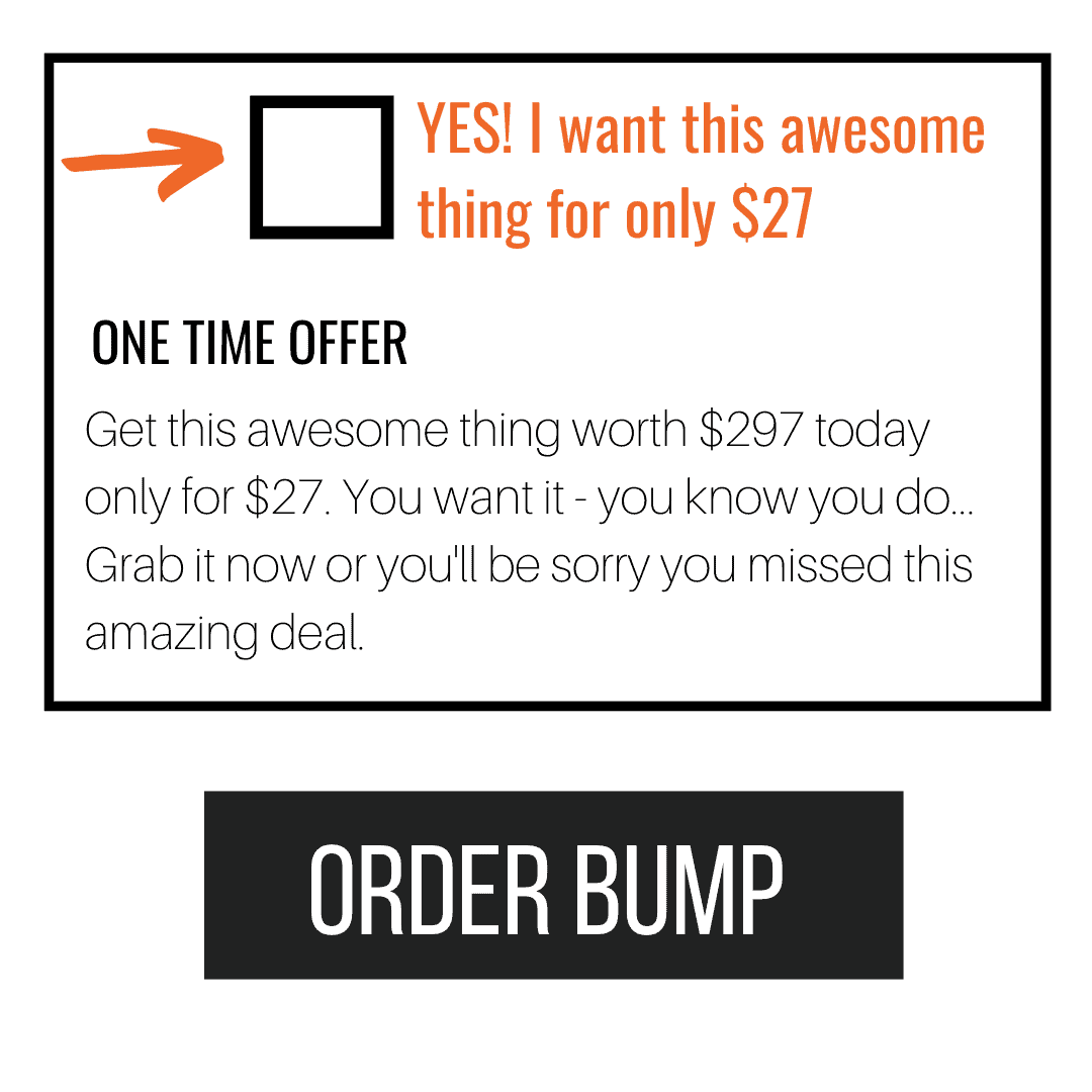 What is an order bump_ (1)