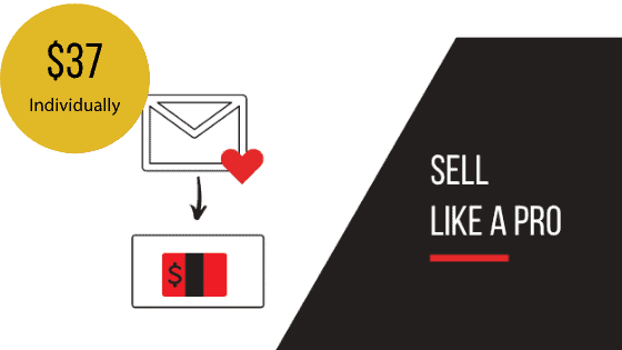 Sell Like a Pro Email Sequence Template