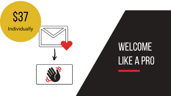 Welcome Like a Pro Email Sequence Template