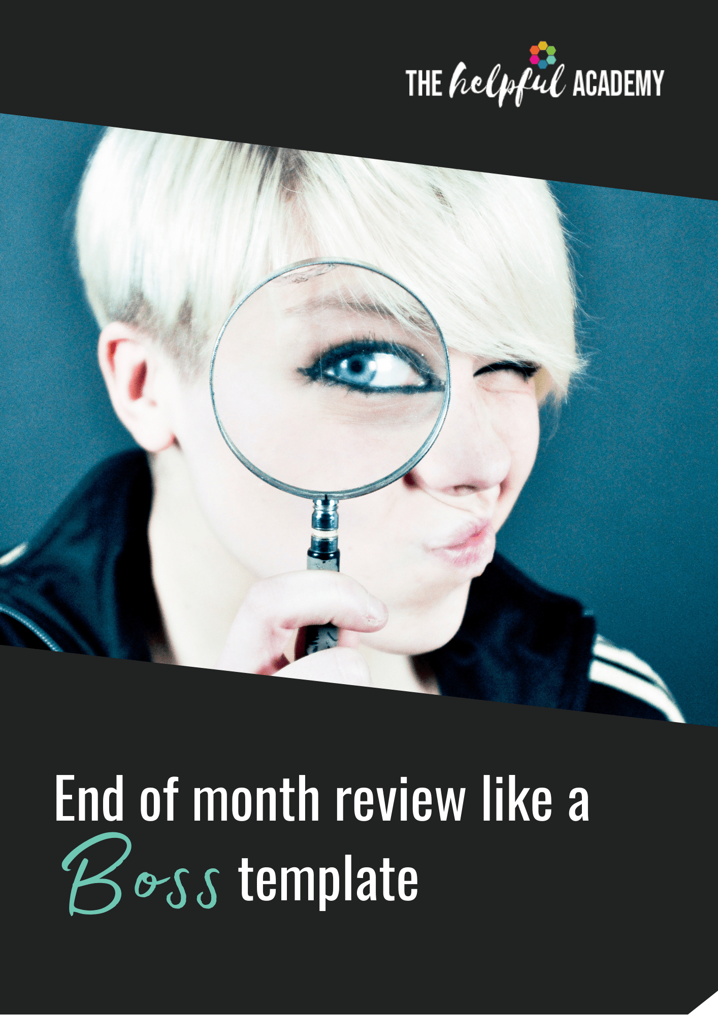 Why do an end of month review