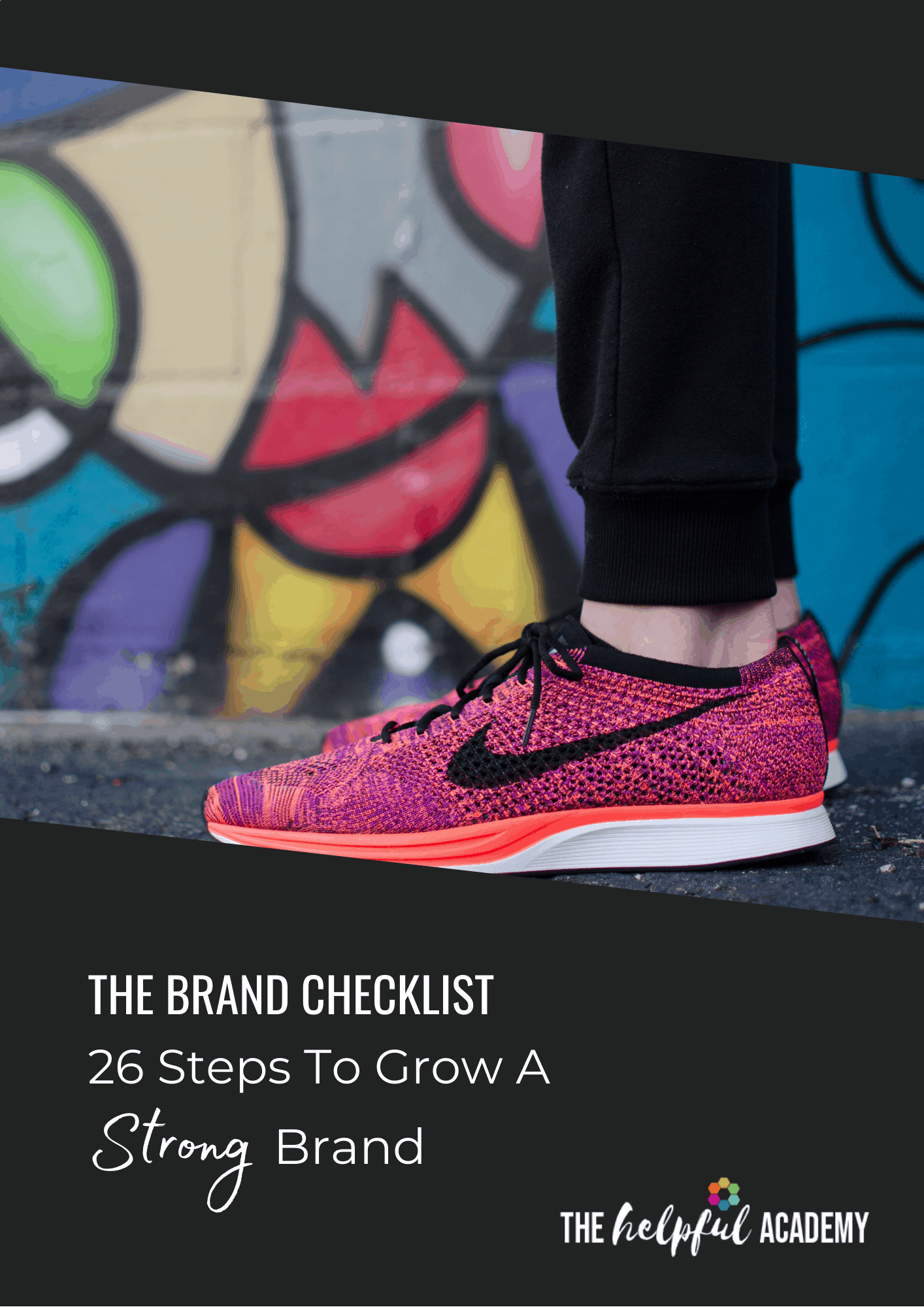 What are the steps to grow a great brand